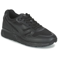 Sapatos Homem Sapatilhas Diadora N9000 MM II Preto