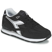 Sapatos Sapatilhas Diadora N-92 Preto / Branco