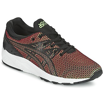 Sapatos Homem Sapatilhas Asics GEL-KAYANO TRAINER EVO Vermelho / Preto