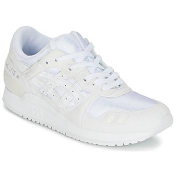 Sapatos Criança Sapatilhas Asics GEL-LYTE III GS Branco