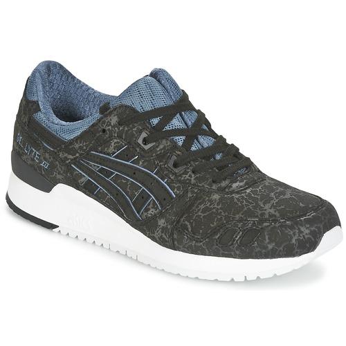 Sapatos Sapatilhas Asics GEL-LYTE III Preto / Azul