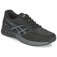 Sapatos Homem Sapatilhas de corrida Asics FUZEX Preto
