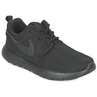 Sapatos Rapaz Sapatilhas Nike ROSHE ONE CADET Preto