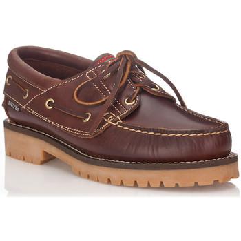 Sapatos Homem Sapato de vela Snipe NAUTICO CUERO