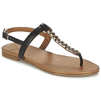 Sapatos Mulher Sandálias Bocage JANET Preto
