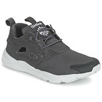 Sapatos Homem Sapatilhas Reebok Classic FURYLITE SP Cinza / Branco