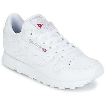 Sapatos Mulher Sapatilhas Reebok Classic CLASSIC LEATHER Branco