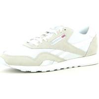 Sapatos Sapatilhas Reebok Sport Classic Nylon Blanc