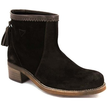 Sapatos Mulher Botins Pedro Miralles Weekend 9340 castanho