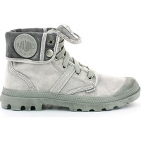 Sapatos Botas baixas Palladium Manufacture BAGGY TOILE Gris