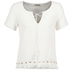 Textil Mulher Tops / Blusas Betty London ECHRALE Cru