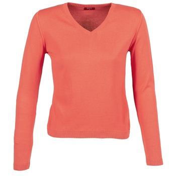 Textil Mulher camisolas BOTD ECORTA VEY Coral
