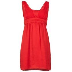 Textil Mulher Vestidos curtos Naf Naf KYARINA Vermelho