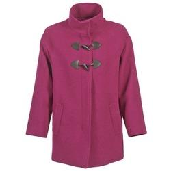 Textil Mulher Casacos Benetton DILO Rosa