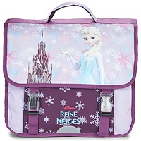 Malas Rapariga Pasta Disney REINE DES NEIGES CARTABLE 38CM Malva
