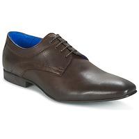Sapatos Homem Sapatos Carlington MECA Castanho
