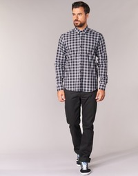 Textil Homem Calças Jeans Yurban IEDABALO Preto