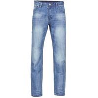 Textil Homem Calças Jeans Yurban EDABALO Azul / Claro