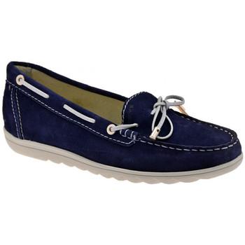 Sapatos Mulher Mocassins Keys  Azul