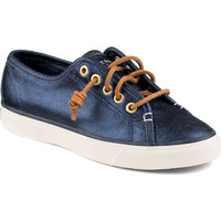 Sapatos Mulher Sapatilhas Sperry Top-Sider Sapatilhas Seacoast Metallic