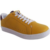 Sapatos Homem Sapatilhas Lacoste 27TFM3404 CARNABY NEW CUP Amarillo
