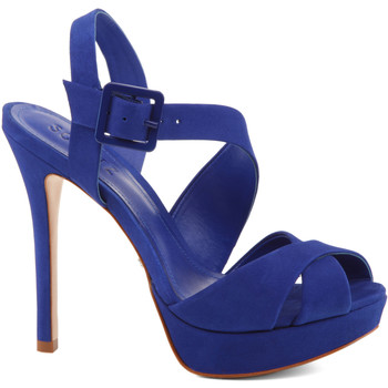 Sapatos Mulher Sandálias Schutz Sandálias Sinuous Klein Azul
