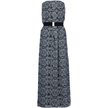 Textil Mulher Vestidos compridos Kocca Vestido Kulman Multicolor