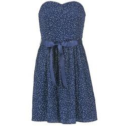 Textil Mulher Vestidos curtos Morgan RPEPS Marinho