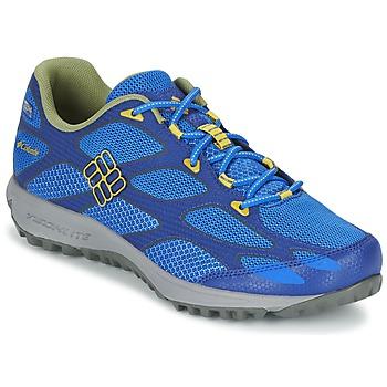Sapatos Homem Sapatilhas de corrida Columbia CONSPIRACY IV OUTDRY Azul