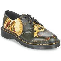 Sapatos Sapatos Dr Martens 1461 Preto / Estampado