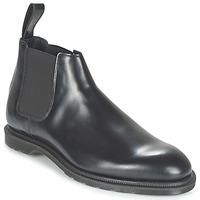 Sapatos Homem Botas baixas Dr Martens WILDE Preto