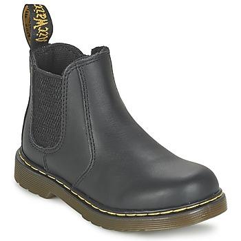 Sapatos Criança Botas baixas Dr Martens SHENZI Preto