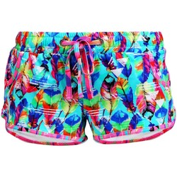 Textil Mulher Shorts / Bermudas Banana Moon Dreamcatcher MULTICOLORE
