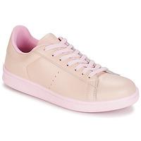 Sapatos Mulher Sapatilhas Yurban EZIME Rosa