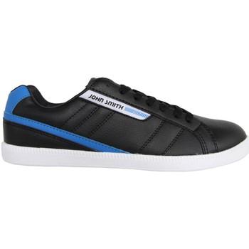 Sapatos Rapaz Sapatilhas John Smith CARDAN 15I Negro