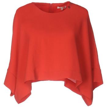 Textil Mulher Tops / Blusas Kocca Blusa Bijal Rosa