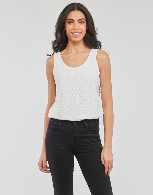 Textil Mulher Tops / Blusas Moony Mood IGUOHIAVINE Branco