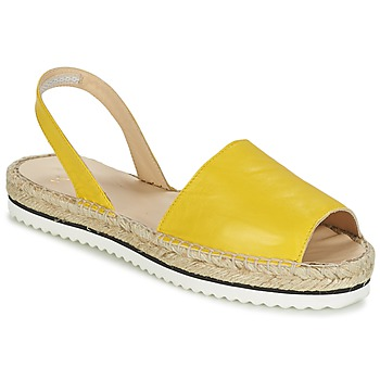 Sapatos Mulher Sandálias Anaki TEQUILAI Amarelo