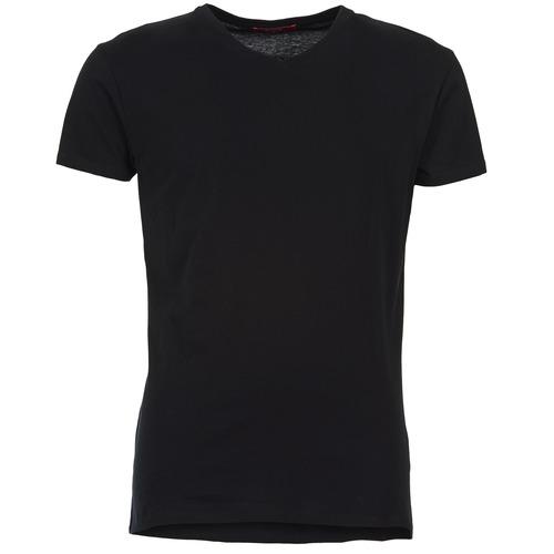 Textil Homem T-Shirt mangas curtas BOTD ECALORA Preto