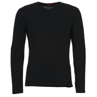 Textil Homem T-shirt mangas compridas BOTD ETUNAMA Preto