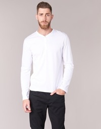 Textil Homem T-shirt mangas compridas BOTD ETUNAMA Branco