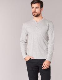 Textil Homem T-shirt mangas compridas BOTD ETUNAMA Cinza