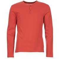 Textil Homem T-shirt mangas compridas BOTD ETUNAMA Vermelho