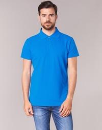 Textil Homem Polos mangas curta BOTD EPOLARO Azul