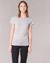 Textil Mulher T-Shirt mangas curtas BOTD EQUATILA Cinza