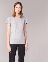 Textil Mulher T-Shirt mangas curtas BOTD EFLOMU Cinza