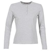 Textil Mulher T-shirt mangas compridas BOTD EBISCOL Cinza
