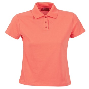 Textil Mulher Polos mangas curta BOTD ECLOVERA Coral