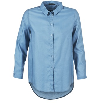 Textil Mulher camisas School Rag CHELSY Azul