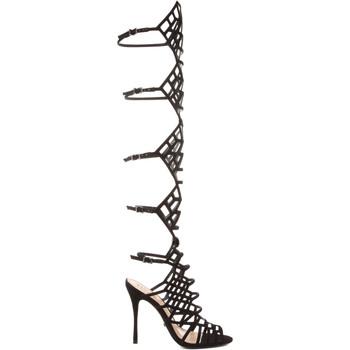 Sapatos Mulher Sandálias Schutz Sandálias Gladiadoras Juliana Black Preto